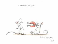 Anita Jeram • Attracted to You