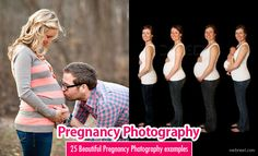 30 Beautiful Pregnancy Photography examples and Ideas for your inspiration. Read full article: http://webneel.com/maternity-photography | more http://webneel.com/photography | Follow us www.pinterest.com/webneel