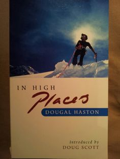 In High Places ; Dougal Haston