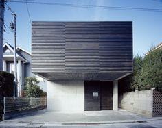 Neut House in Tokyo, Japan by APOLLO Architects & Associates