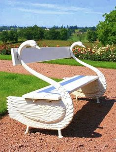 Browse These Unique Wonderful Creative Outdoor Seating Ideas From The World