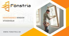 if you are looking best #maintenance #window services shop in #Stockholm? Then contact us #Fonstria AB. We offer online services like window #renovation, door glass repair, and #paintings of the window. For more inquiry call us-08211122.