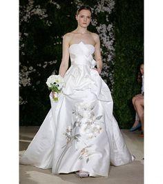 Judith-orshalimian: Carolina Herrera abito da sposa primavera / estate 2012 :)
