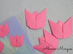 Origami - Tulipa 2