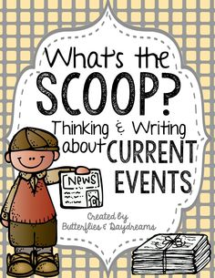 Current Events-Integrating Reading, Writing, & Social Studies
