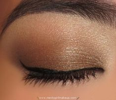 Urban Decay Naked Palette Look 3