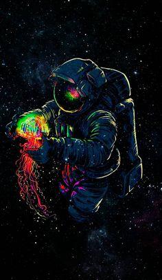 Lindo wallpaper Spaceman , entre no site para baixar space star galaxy man infinite 700450548276460490 Graffiti Wallpaper, Trippy Wallpaper, Neon Wallpaper, Wallpaper Space, Tumblr Wallpaper, Aesthetic Iphone Wallpaper, Wallpaper Backgrounds, Drawing Wallpaper, White Wallpaper