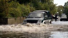 Think you can drive through flood waters?