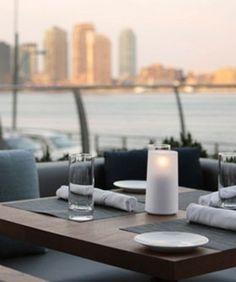 NYC's Top Waterfront Restaurants