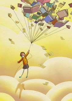 Carried away by #books.
