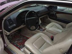 Mercedes CL w140 600 V12 Coupe Łódź - image 5