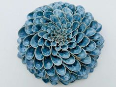 Flowers Paintings by Thomas Darnell Thomas Darnell, Clay Flowers, Ceramic Flowers, Paper Flowers, Denim Flowers, Art Flowers, Polymer Clay Sculptures, Sculpture Clay, Ceramic Sculptures