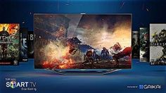 Gaikai's cloud gaming beta arrives on cue to high-end Samsung Smart TVs By Steve Dent posted Jul 2012 Consoles, Playstation, Videogames, Cloud Gaming, Virtual Reality Videos, Samsung Smart Tv, Game Streaming, High Tech Gadgets, Digital Tv