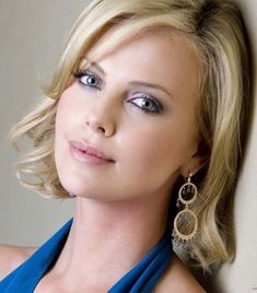 Charlize Theron...classically beautiful