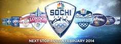 Sochi 2014.  Nothing but love for Team USA!