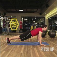 Jatomi Fitness ile 6 haftada fit olmaya ne dersiniz? 2. haftanın ikinci hareketi: PUSH-UP