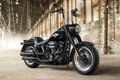 Eric's Harley