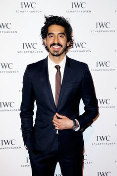 Dev Patel attends the IWC 'Come Fly with us' Gala Dinner, 1/19/16