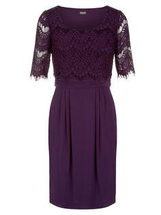 Purple Lace DressPurple Lace Dress