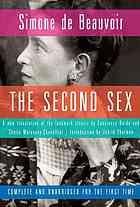 The second sex @ 305.4 B38 2010