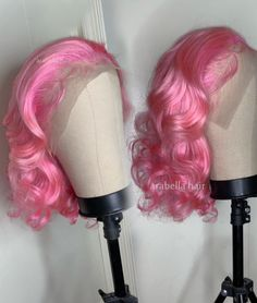 Women Pink Wigs Lace Front Hair Pink Hair Wig Black To Pink Ombre Hair Short Blonde Hair With Pink Highlights – chiveral Blonde Hair With Pink Highlights, Pink Blonde Hair, Pink Ombre Hair, Pink Wig, Frontal Hairstyles, Wig Hairstyles, Straight Hairstyles, 1940s Hairstyles, Casual Hairstyles
