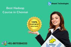 Learn Hadoop Training from professional experts with placement assistance just reach us at +91-9962504283