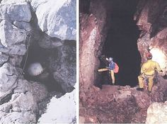 6th Deepest Cave in the World - Torca del Cerro del Cuevon