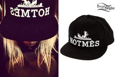 UNIF's Hotmes Hat worn by Jenna McDougall. Sold at Karmaloop.com! #MIsskl #LoopLife