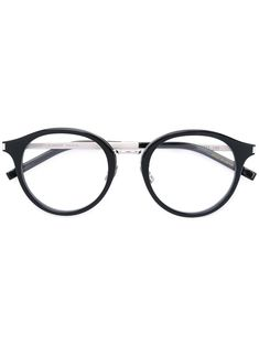 a38ef65565d2 SAINT LAURENT ROUND FRAME GLASSES.  saintlaurent