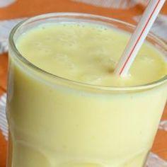 Smoothie met banaan en perzik @ allrecipes.nl