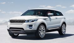 After my bmw I want this! Land Rover Range Rover Evoque