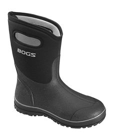 BOGS® Classic Ultra Mid with Handles 10'' Waterproof Boots for Men | Bass Pro Shops $120