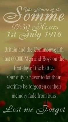 The Battle of the Somme                                                       …