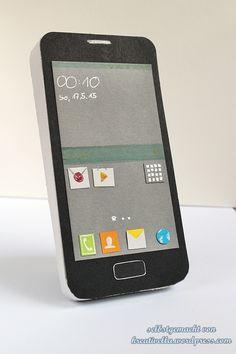 Gutschein Handy selbstgemacht Samsung Galaxy
