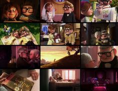 #UP still one of the best disney love story