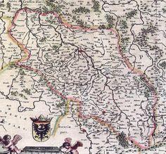 Stare mapy Śląska