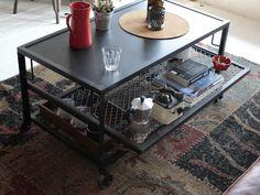 CRASH GATEKnot antiquesCAGO COFFEE TABLE(W100/W120)/クラッシュゲートノットアンティークスカーゴ コーヒーテーブル(幅100/幅120)_3