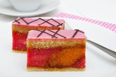 Czech Recipes, Ethnic Recipes, Pavlova, Vanilla Cake, Tea Party, Panna Cotta, Cheesecake, Goodies, Food And Drink