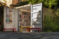 MAGkiosk | LX Factory