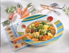 Frühlings-Gemüsesuppe Rezept | LECKER