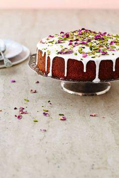 The Saffron Tales' Persian Love Cake on domino.com