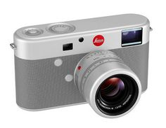 The Leica camera designed by Jonathan Ive and Marc Newson for Red Charity <3