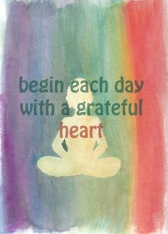 I am grateful, begin each day with a grateful heart, jamie eslinger, thepromisedaily.com
