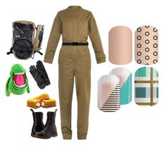 """Jamberry Nails - Guess the 80s Movie"" by kspantongroup on Polyvore featuring Étoile Isabel Marant, Marni and Dr. Martens"
