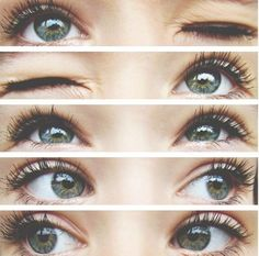 eyes are such beautiful things...
