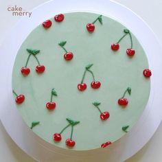Cake Decorating Frosting, Cake Decorating Designs, Creative Cake Decorating, Cake Decorating Videos, Cake Decorating Techniques, Cake Designs, Professional Cake Decorating, Pastel Cakes, Pretty Birthday Cakes
