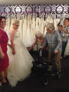 #bride #wedding #prettydress #WomenWants #Zaandam