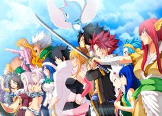 Fairy Tail 459 Collab ! - Joined Hearts by IchigoVizard96