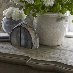 Fresh styling making me yearn for spring #interiorstyling #rusticchic #SophiePatersonInteriors