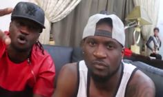 Nigerian Blog: News update In Nigeria | Kokolevel's Blog: P-Square @ war again as Peter threatens to sue bro...